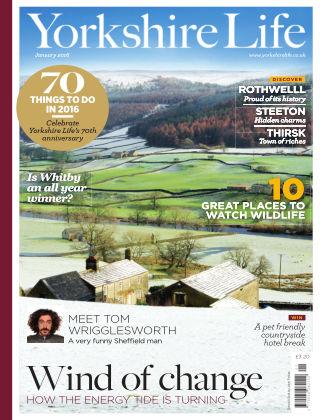 Yorkshire Life January 2016