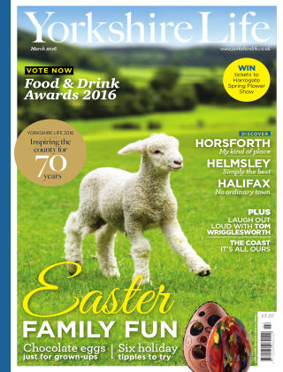 Yorkshire Life March 2016