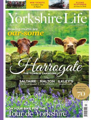 Yorkshire Life April 2016
