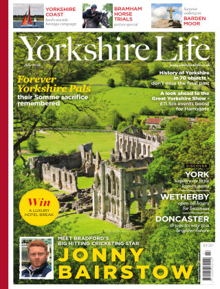 Yorkshire Life July 2016