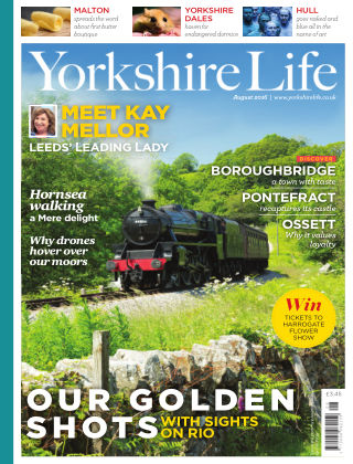 Yorkshire Life August 2016