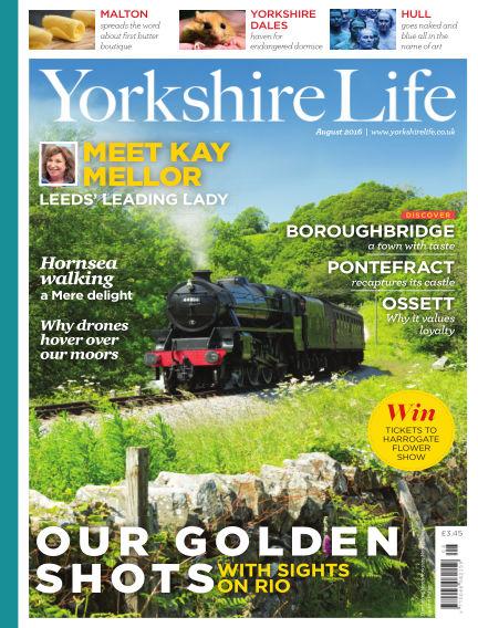 Yorkshire Life July 21, 2016 00:00