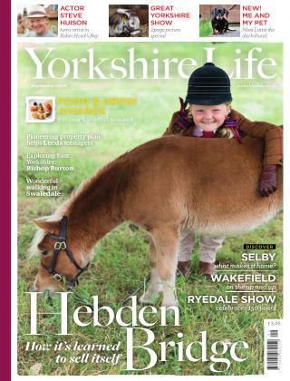 Yorkshire Life September 2016