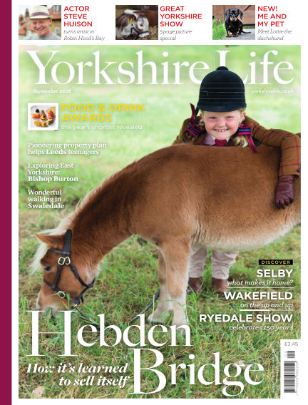 Yorkshire Life August 25, 2016 00:00