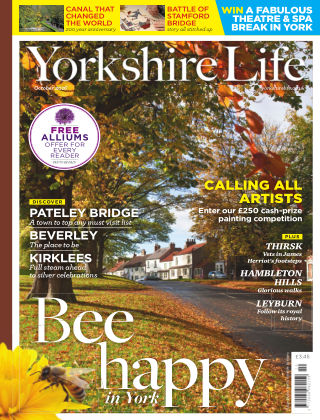 Yorkshire Life October 2016