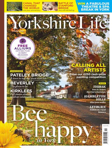 Yorkshire Life September 22, 2016 00:00