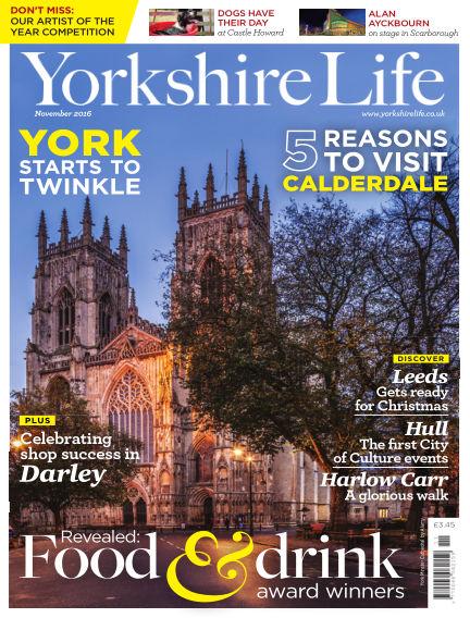 Yorkshire Life October 20, 2016 00:00