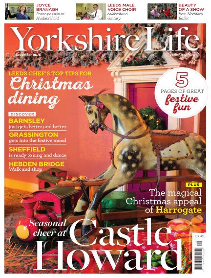 Yorkshire Life November 17, 2016 00:00