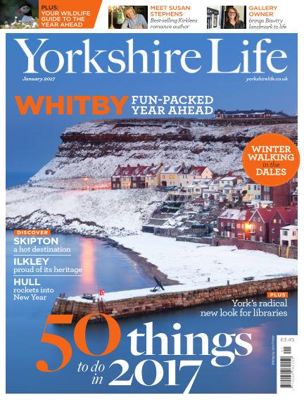 Yorkshire Life December 22, 2016 00:00
