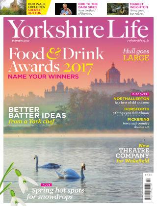 Yorkshire Life February 2017