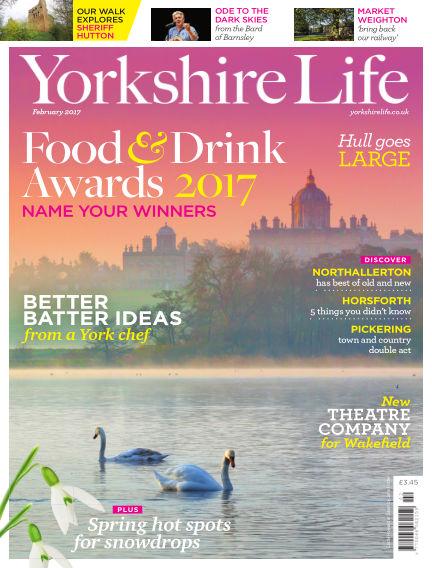 Yorkshire Life January 19, 2017 00:00