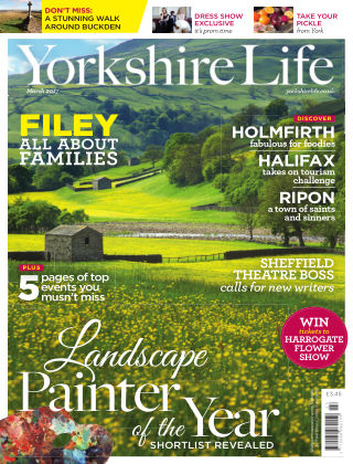 Yorkshire Life March 2017