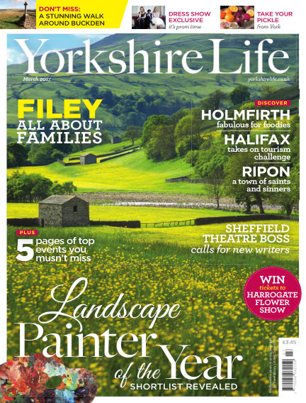 Yorkshire Life February 16, 2017 00:00