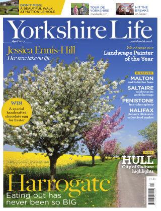 Yorkshire Life April 2017
