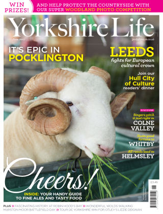 Yorkshire Life June 2017