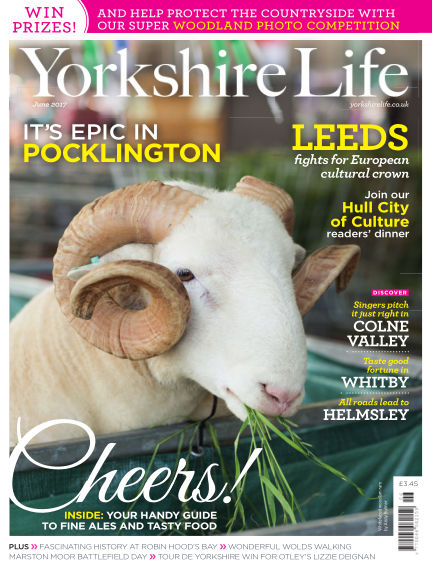 Yorkshire Life May 18, 2017 00:00