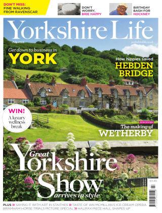 Yorkshire Life July 2017