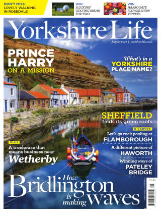 Yorkshire Life August 2017