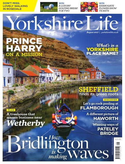 Yorkshire Life July 20, 2017 00:00