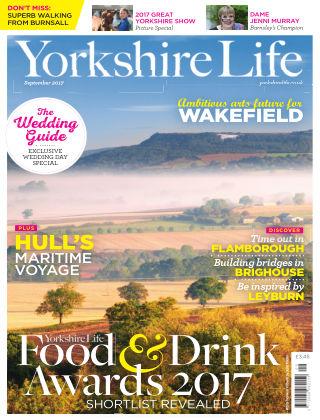 Yorkshire Life September 2017