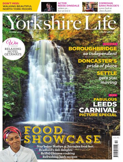 Yorkshire Life September 21, 2017 00:00