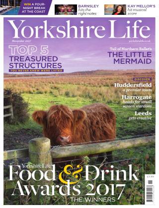 Yorkshire Life November 2017