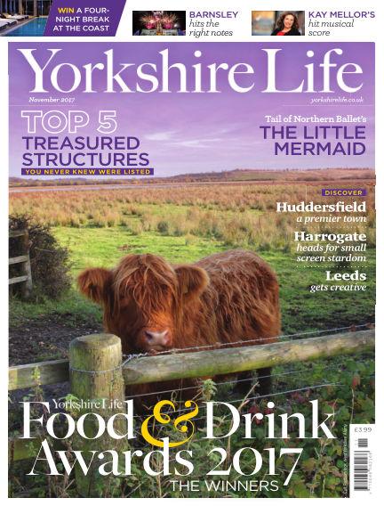 Yorkshire Life October 19, 2017 00:00
