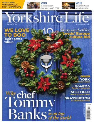 Yorkshire Life December 2017