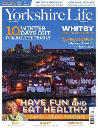 Yorkshire Life January 2018