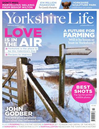 Yorkshire Life February 2018