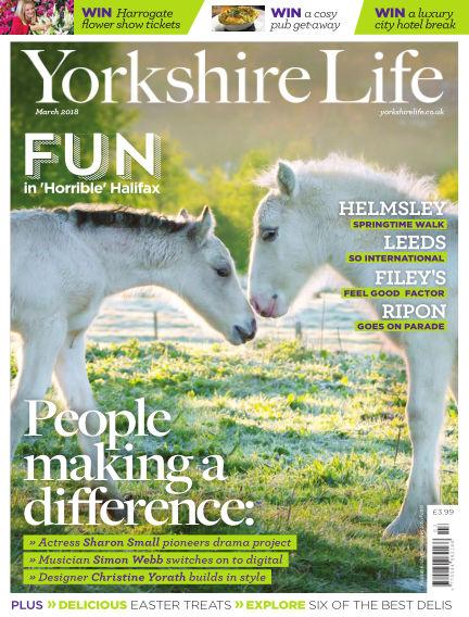 Yorkshire Life February 21, 2018 00:00