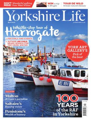 Yorkshire Life April 2018