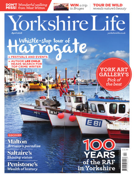 Yorkshire Life March 22, 2018 00:00