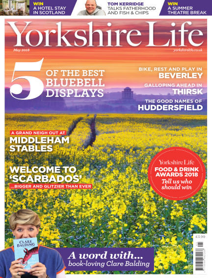 Yorkshire Life April 19, 2018 00:00