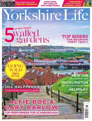 Yorkshire Life June 2018