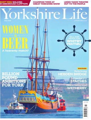 Yorkshire Life July 2018