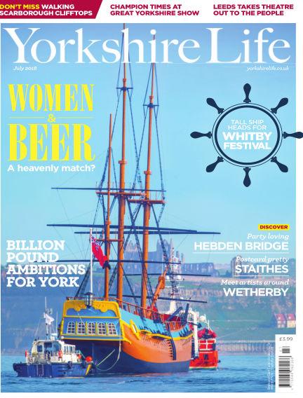 Yorkshire Life June 21, 2018 00:00