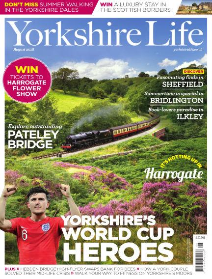 Yorkshire Life July 19, 2018 00:00