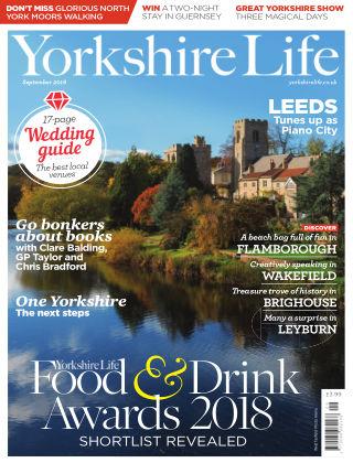 Yorkshire Life September 2018