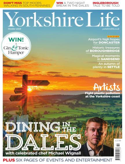 Yorkshire Life September 20, 2018 00:00