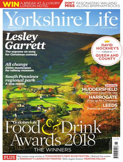 Yorkshire Life October 18, 2018 00:00