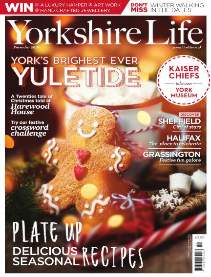 Yorkshire Life November 15, 2018 00:00