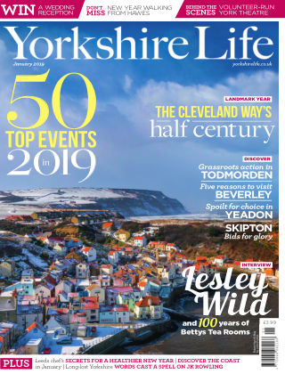 Yorkshire Life January 2019
