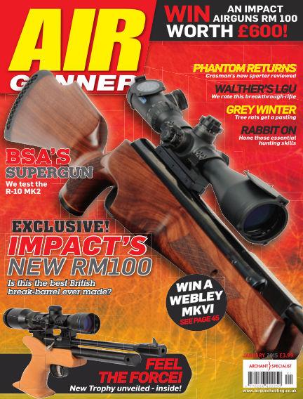 Air Gunner December 02, 2014 00:00