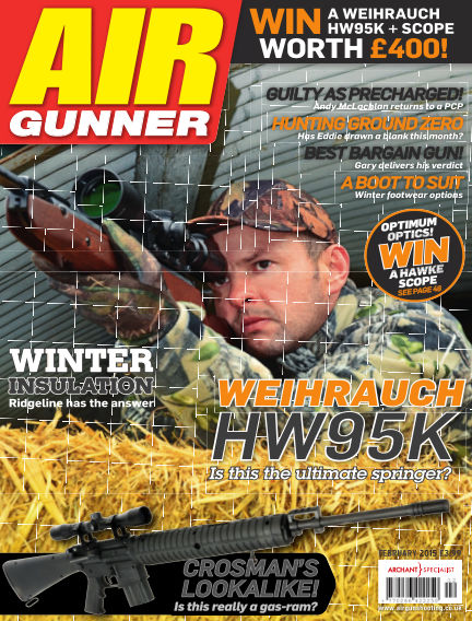 Air Gunner January 02, 2015 00:00