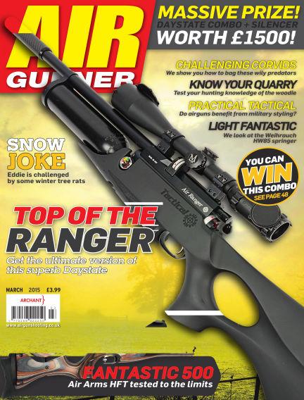 Air Gunner January 27, 2015 00:00