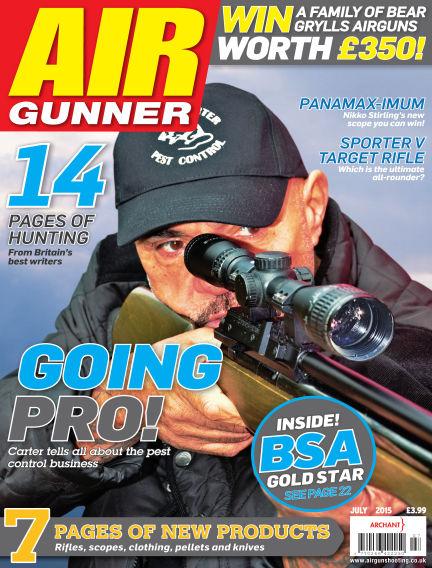 Air Gunner May 19, 2015 00:00