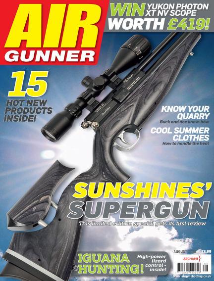Air Gunner July 14, 2015 00:00
