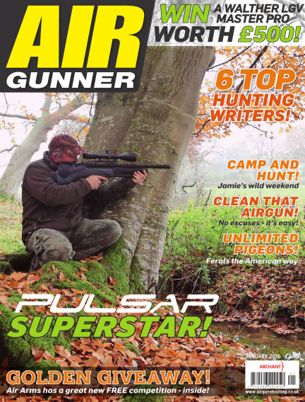 Air Gunner December 01, 2015 00:00