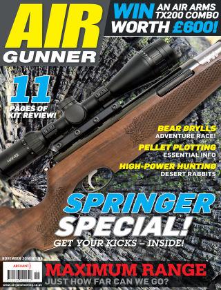 Air Gunner November 2016